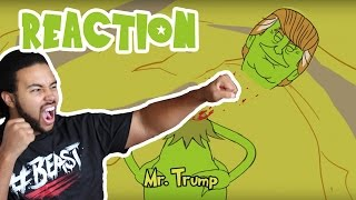 You're A Mean One, Mr  Trump (SSJ Carter Reaction)