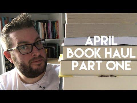 April Book Haul | Part One | 2018