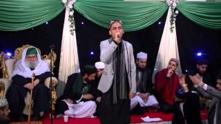 preview picture of video 'Suhail Iqbal Naqshbandi - Birmingham Naat Association 1st Annual Milad un Nabi 2015'