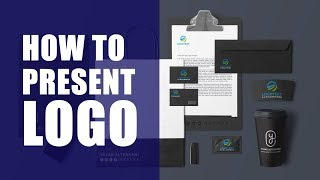 How To Present Logo Designs And Identity Projects To Behance | Adobe Illustrator Tutorial