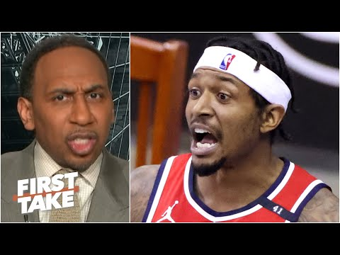 Bradley Beal 'can't take it anymore!' - Stephen A. wants the Clippers to trade with the Wizards