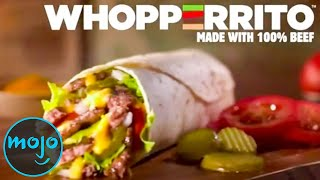 Top 10 Discontinued Burger King Products We Miss