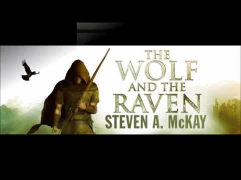 The Wolf and the Raven Book Trailer