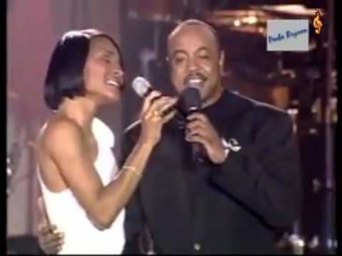 Peabo Bryson   tonight i celebrate my love for you live