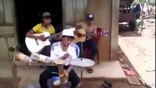 Ban nhạc rock tây nguyên