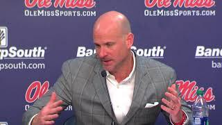 PRESSER | Andy Kennedy _ Ole Miss defeats Eastern Kentucky 85 - 75 (11/13/17)
