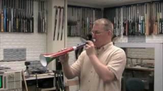 The Sound of the Vuvuzela Explained