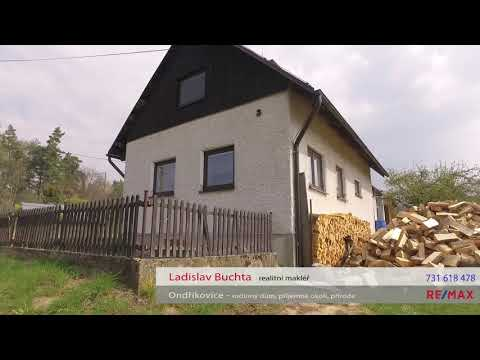 Video Prodej domu v osobním vlastnictví 88 m², Frýdštejn