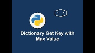 dictionary get key with max value in python