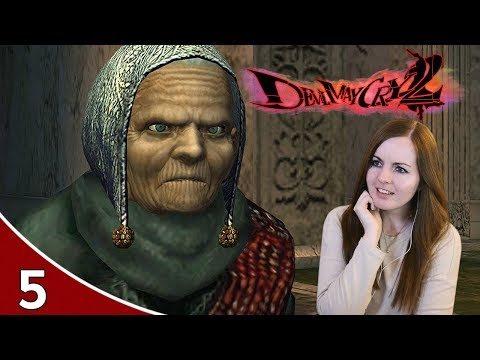 Don't Disrespect Granny LOL! - Devil May Cry 2 HD Collection Gameplay Walkthrough Part 5