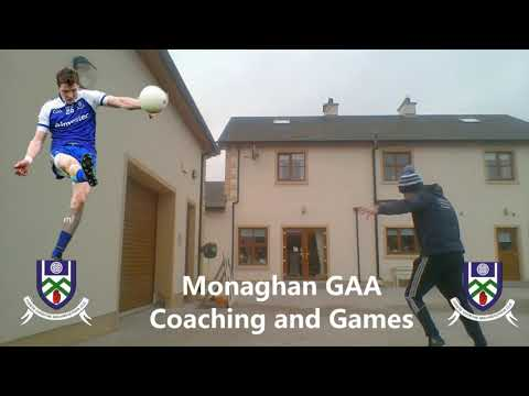 Monaghan GAA Coaching and Games officer Eamon Hughes Home PE for 5th & 6th classes