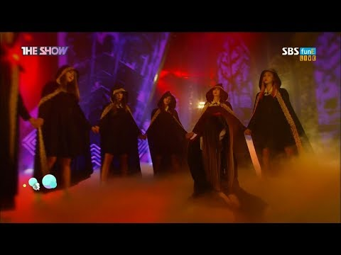 "[1080p] 170808 DREAMCATCHER (드림캐쳐) ~  Intro:Horror + ""Fly High"" (날아올라)"