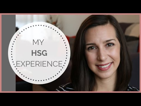 My HSG Experience   What to Expect During HSG   HSG Test   Infertility Update