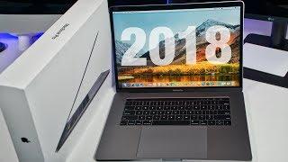"New MacBook Pro 15"" (2018)  - Unboxing & Hands on!"