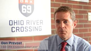 Dan Prevost, I-69 ORX Environmental Lead - May 2017