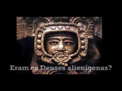 Eram os Deuses Alienígenas?