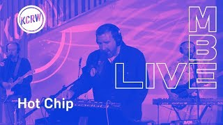 """Hot Chip Performing """"Hungry Child"""" Live On KCRW"""