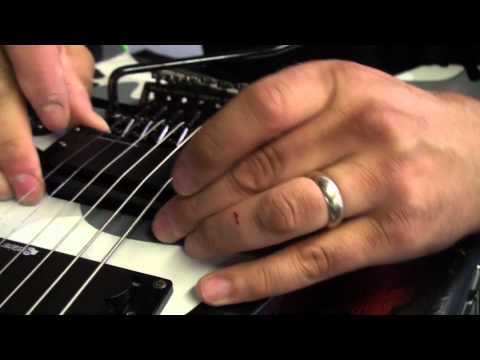 how to change active pickups