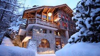Chalet Le Rocher - Luxury Ski Chalet Val DIsere, France