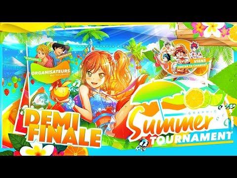 SUMMER TOURNAMENT | Résultat de la Demi-Finale! (+Annonce du début de la Finale)