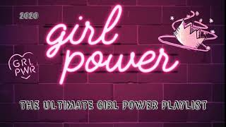 Girl Power Playlist *Playlist Thumbnail* | Link In Description!