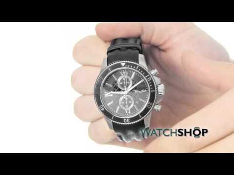 Thomas Sabo Men's Rebel at heart Chronograph Watch (WA0199-203-203-44MM)