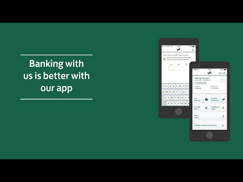 Banking with us is better with our app
