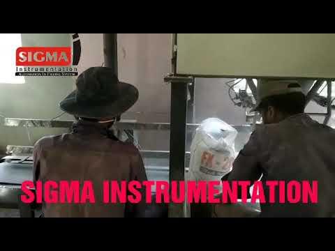 Masonary Mortar Bag Filling System