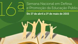 Na 16ª Semana Em Defesa Da Educação Pública, O Simmp Esclarece A Comunidade Sobre O Pme