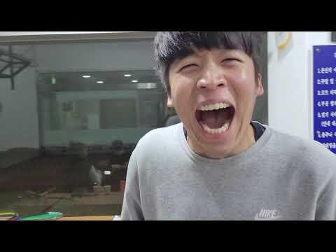 김성집 선수 은퇴기념 ep.2 (긴장감 넘치는 워밍업 시간!)