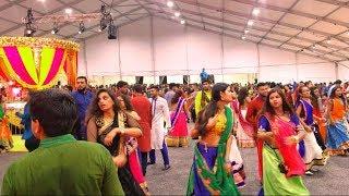 Garba - From USA!  | Gujarati Youtuber |