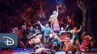 Virtual Viewing: Disney Cruise Line's Tangled: The Musical | #DisneyMagicMoments
