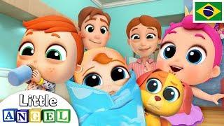 Todo Mundo já foi Bebê!👶| Canal do Joãozinho - Little Angel Português