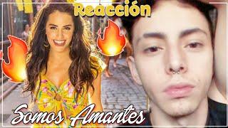 Lali - Somos Amantes (Official Video) REACCIÓN