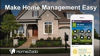Home Management: How To Manage Your Home With HomeZada