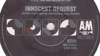Joan Armatrading - Innocent Request