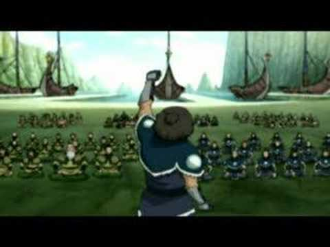 Avatar: The Last Airbender Book 3 At Worlds End Trailer