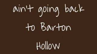 Barton Hollow- The Civil Wars (LYRiCS)