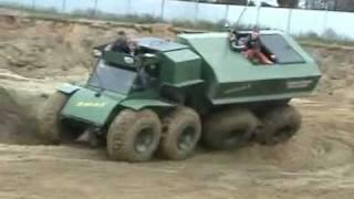 Allroad vehicle trom-8