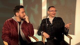 Musicians + Sports: Linkin Park