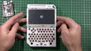 Etch-a-Sketch - w/Arduino Processing - All