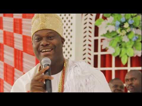 OONI OF IFE @ 4TH MEMORIAL LECTURE FOR PROPHET (Dr.)Gabriel  Olubunmi  FAKEYE