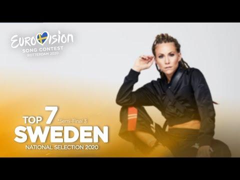 🇸🇪: Eurovision 2020 - Melodifestivalen 2020 - Semi-Final 3 - Top 7