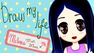 Draw My Life :з / Нарисуй свою жизнь ^_^