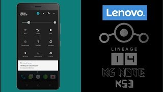 Lenovo K6 Note Flashing