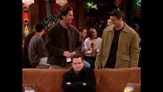 Chandler Cant Make Fun Of His Friends