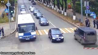 НЕ ДЛЯ СЛАБОНЕРВНЫХ Наезды на пешеходов 2017