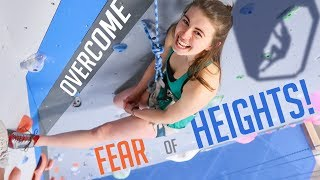 HOW TO OVERCOME FEAR OF HEIGHTS!