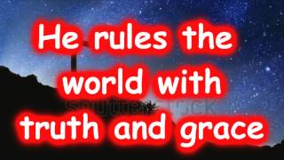 Joy to the World(Unspeakable Joy) Chris Tomlin lyrics HD