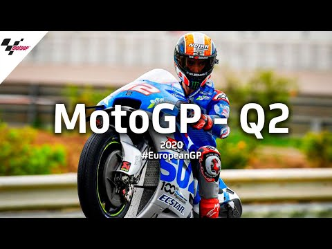 中上貴晶は3番手スタート。MotoGP ヨーロッパGP 予選Q2ダイジェスト動画
